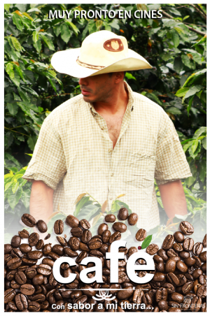 Nueva película hondureña de sin frontera estudios - café sabor a mi tierra